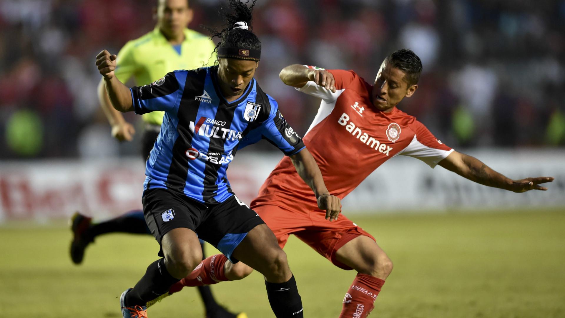 Ronaldinho Querétaro