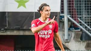Enes Unal, FC Twente - ADO Den Haag, 170916 Eredivisie