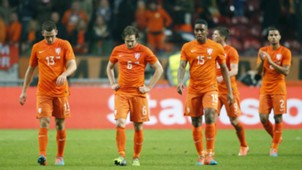 Netherlands - Mexico, 12112014