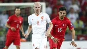 Davy Klaassen, Netherlands - Turkey