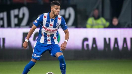 Jeremiah St. Juste, sc Heerenveen, Eredivisie, 02062017
