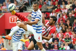 Pelle Southampton QPR Premier League 29092014