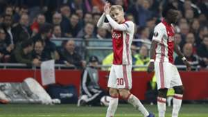 Donny van de Beek, Ajax, Europa League, 03162017