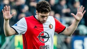 Eric Botteghin Feyenoord Eredivisie