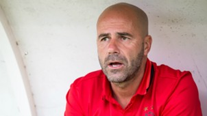 Peter Bosz, Ajax, 20160720