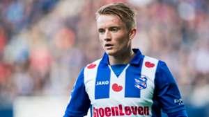 Sam Larsson, Heerenveen, Eredivisie, 10232016