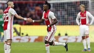 Bertrand Traore, Ajax, Eredivisie, 03122017