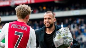 John Heitinga, Ajax - Feyenoord, Eredivisie 07022016