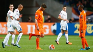 Klaas-Jan Huntelaar, Georginio Wijnaldum, Netherlands Czech Republich, EQ Euro 16