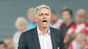 José Mourinho, Feyenoord - Manchester United, Europa League 15092016
