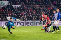 Mulder, Moreno, PSV vs. sc Heerenveen, 01222017