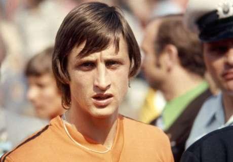 Terugblik: De passeerbeweging van Johan Cruijff in 1974