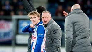 Martin Odegaard, sc Heerenveen, Eredivisie, 01142017