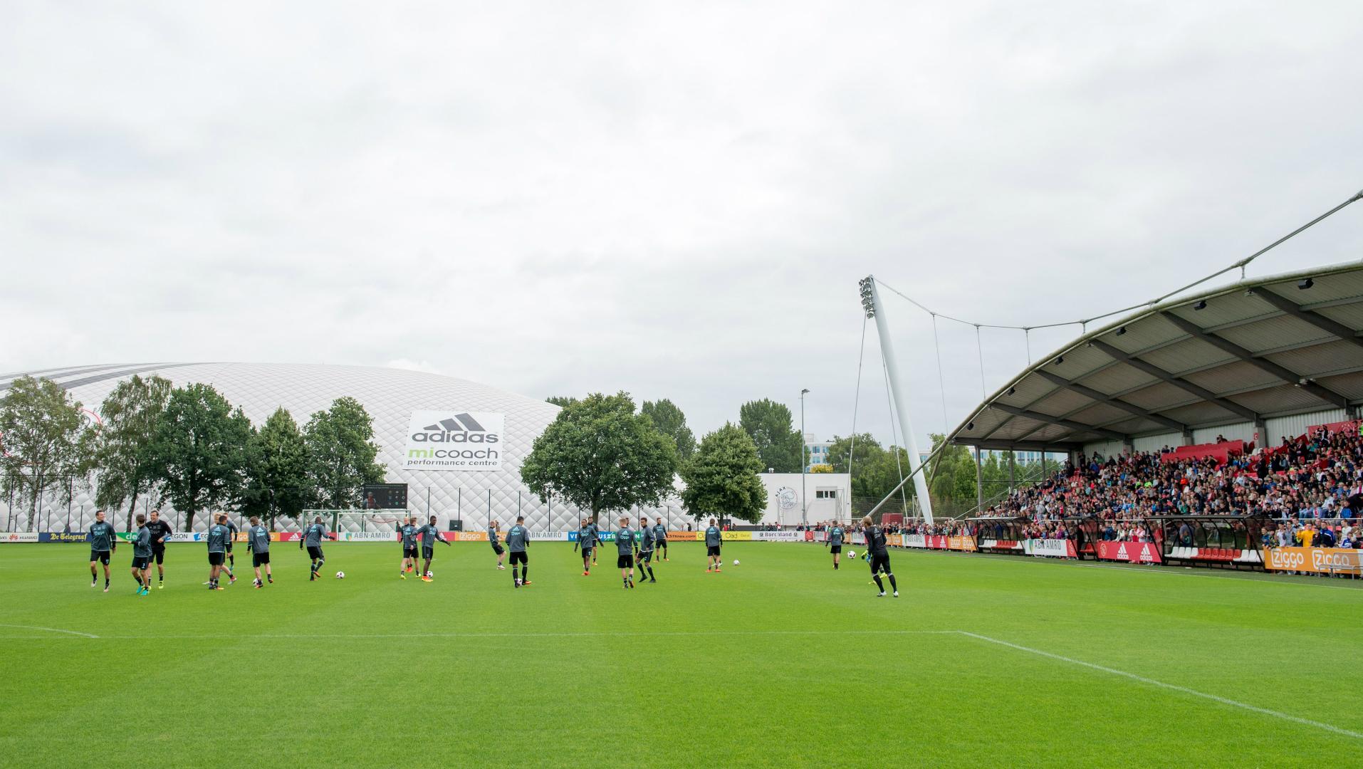 Ajax, De Toekomst, 20160711