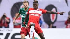 Quincy Promes, Spartak Moskou, 20160910