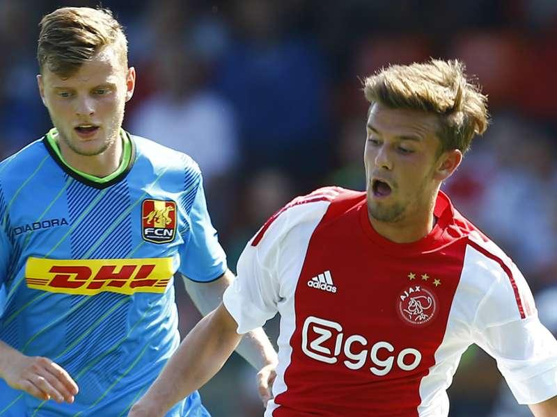 Andersen wil vechten bij Ajax