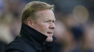 Ronald Koeman, Everton, 11192016