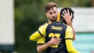 Davy Pröpper Bertrand Traoré VVSB Vitesse KNVB Beker 09232014