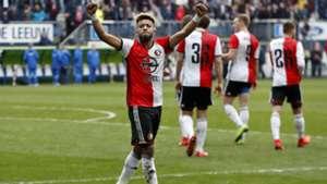 Tony Vilhena, Feyenoord, Eredivisie, 03192017