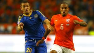 Netherlands Kazachstan | Euro 2016 Qualifier 10102014