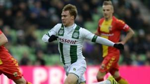 Simon Tibbling FC Groningen Eredivisie