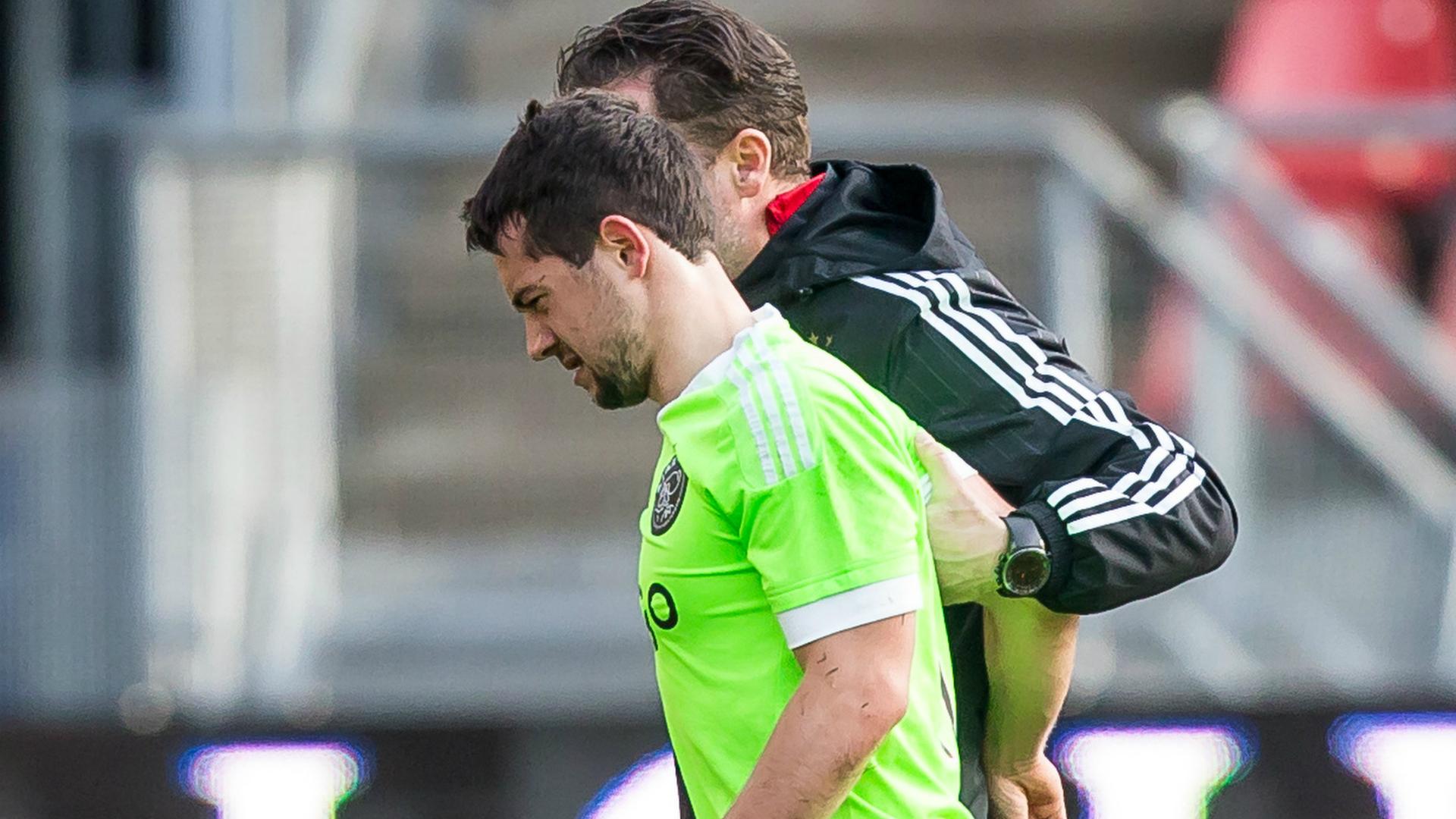 Ajax, caso Younes: si rifiuta di entrare in campo e viene sospeso