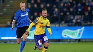 Lex Immers, Club Brugge 25012017