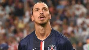 Zlatan Ibrahimovic, Ajax - Paris Saint-Germain, UEFA Champions League 17092014