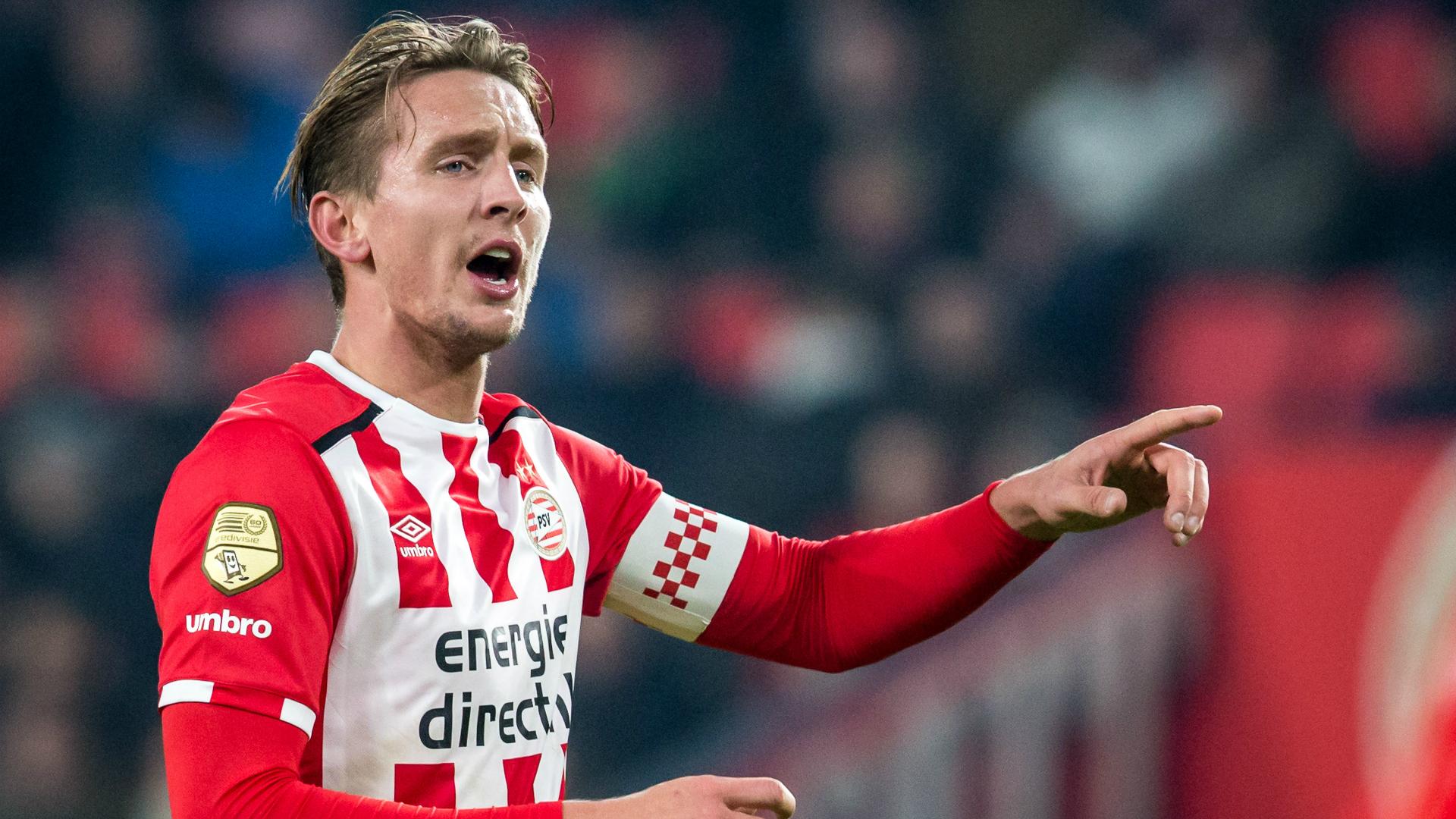 Luuk de Jong PSV Eredivisie 112602016