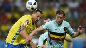 Sweden - Belgium, Euro 2016, Zlatan Ibrahimovic, Jan Vertonghen
