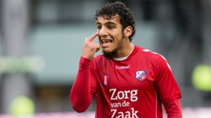 Yassin Ayoub, FC Utrecht, Eredivisie, 11062016