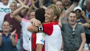 Dirk Kuyt, Feyenoord - Vitesse, Eredivisie 23082015