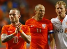 Sneijder Robben Kuyt Holland