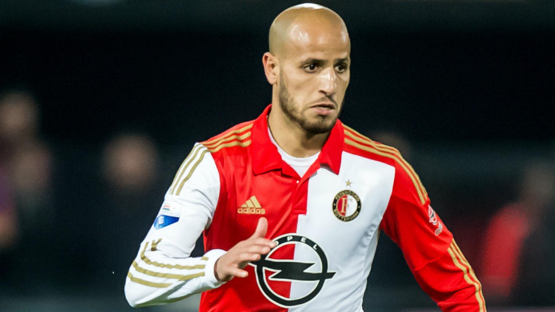 Karim El Ahmadi, Feyenoord, Eredivisie, 20160417