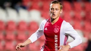 Kaj Sierhuis Ajax U19