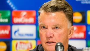 Louis van Gaal PSV Manchester United CHampions League 09152015