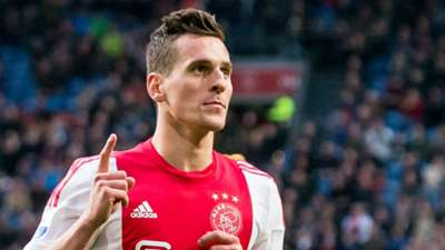Arek Milik Eredivisie Ajax