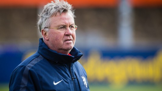 Guus Hiddink, Netherlands