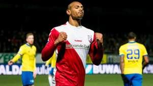 Sebastien Haller, SC Cambuur - FC Utrecht, 02122016