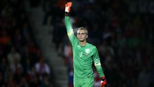 Jasper Cillessen Ajax Eredivisie Netherlands
