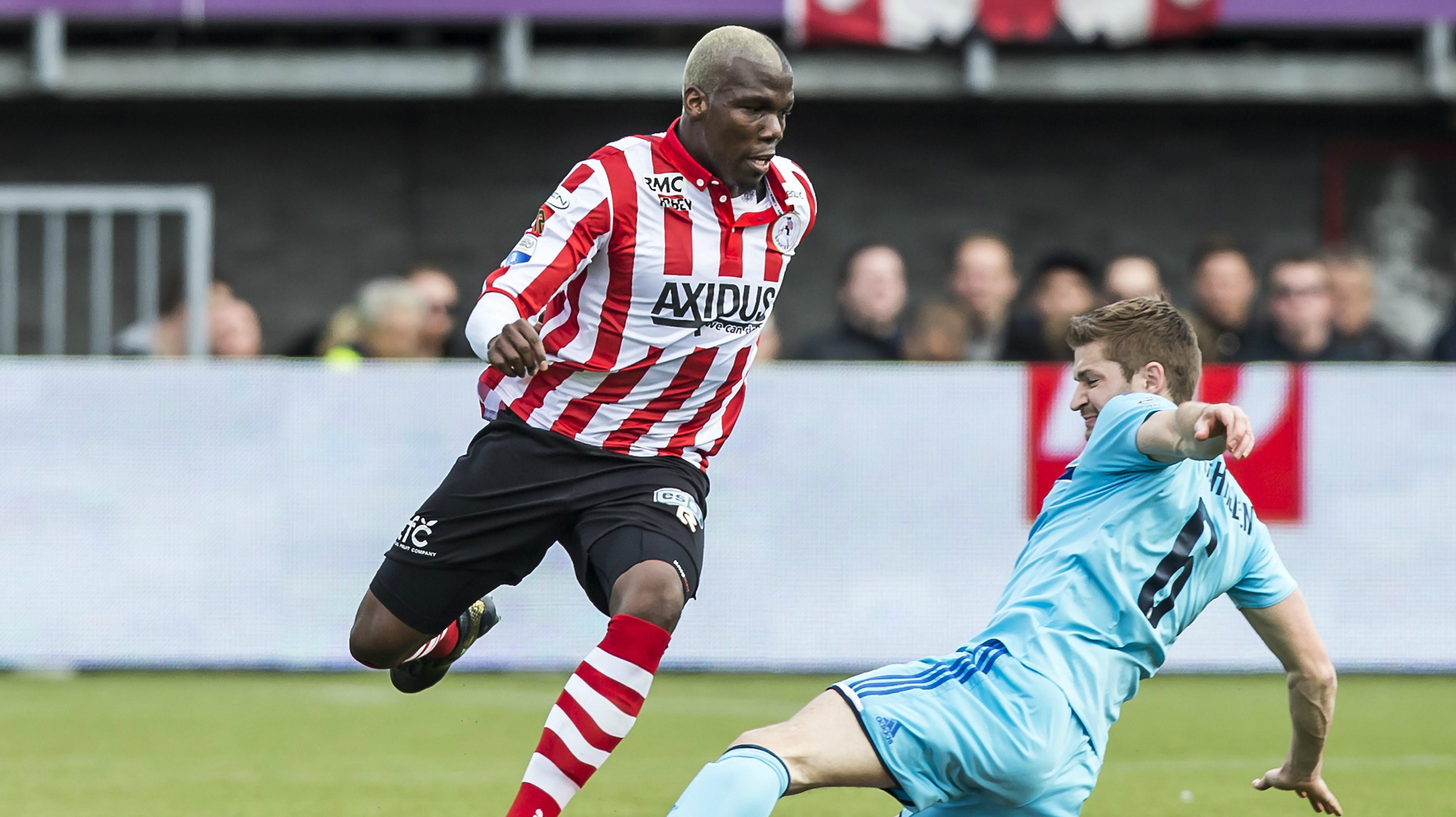 Mathias Pogba, Sparta Rotterdam - Feyenoord, 05032017