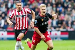 Bruma Van Weert PSV Excelsior Eredivisie 05102014