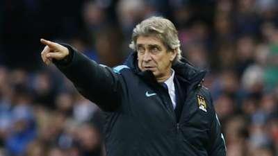 Manuel Pellegrini, Manchester City, Premier League, 20160214