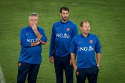 Hiddink Van Nistelrooy Blind Holland