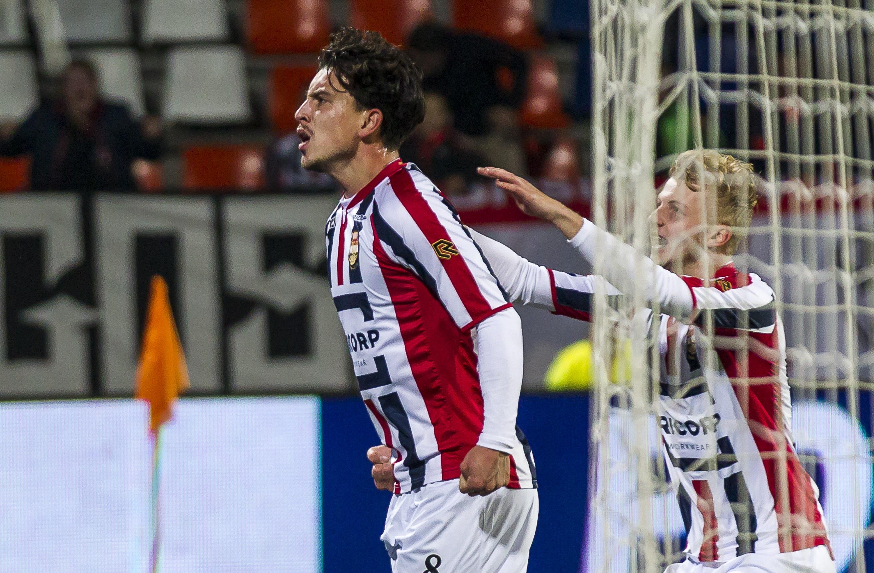 Thom Haye, Willem II - Groningen, 29102016