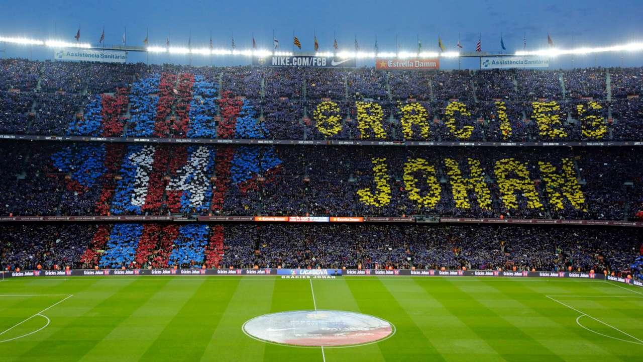 Johan Cruijff Gracies Johan Barcelona