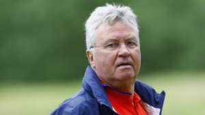 Guus Hiddink Oranje Netherlands