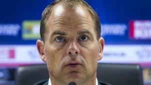 Frank de Boer Ajax Eredivisie