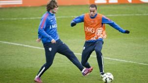 Daley Blind, Gregory van der Wiel, Nederlands Elftal, Oranje