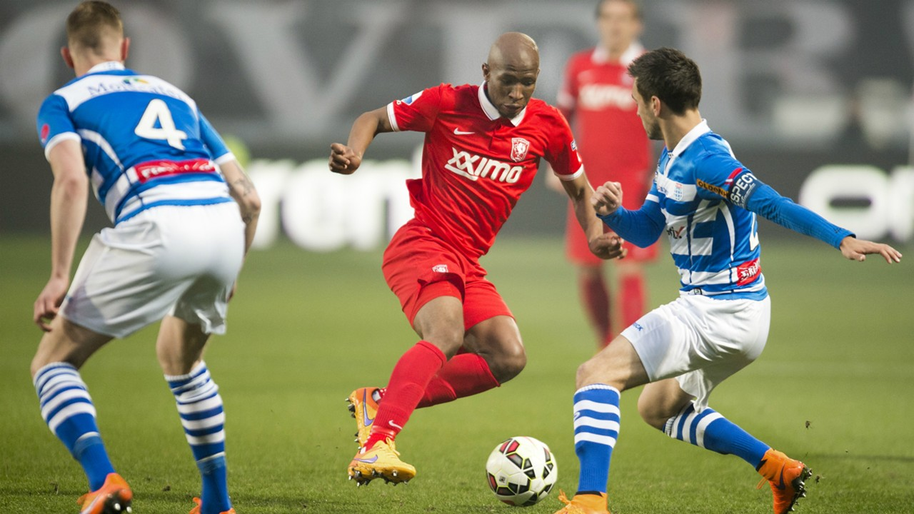 Van der Werff Mokotjo Van Polen FC Twente PEC Zwolle KNVB Beker 04072015
